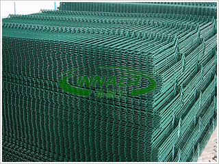 Wire Mesh Fence Panels anping couty innaer wire mesh manufacturing co., ltd.-wire mesh